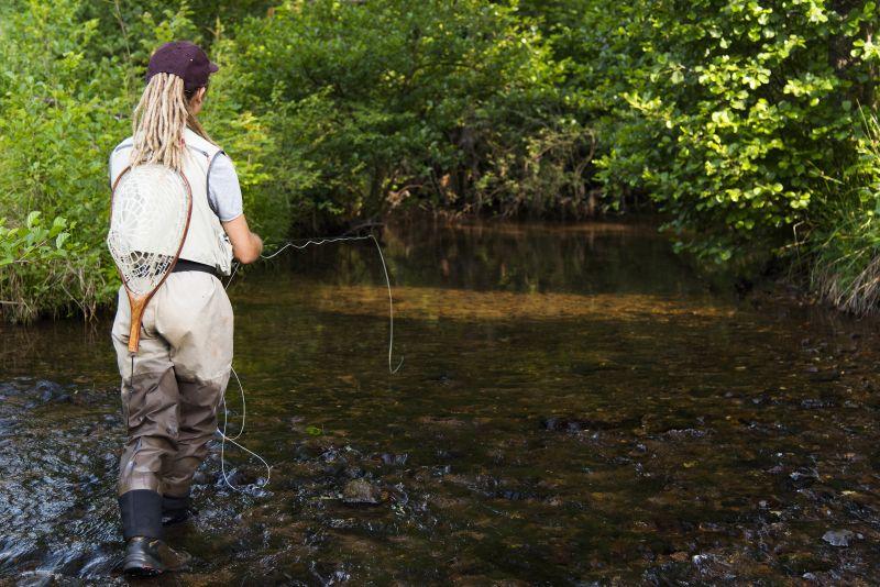 Stage pêche à la mouche