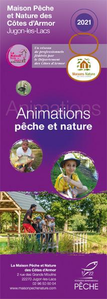couverture programme d'animations 2021
